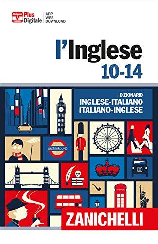 Inglese 10-14. Dizionario inglese-italiano, italiano-inglese. Con Contenuto digitale (fornito elettronicamente)