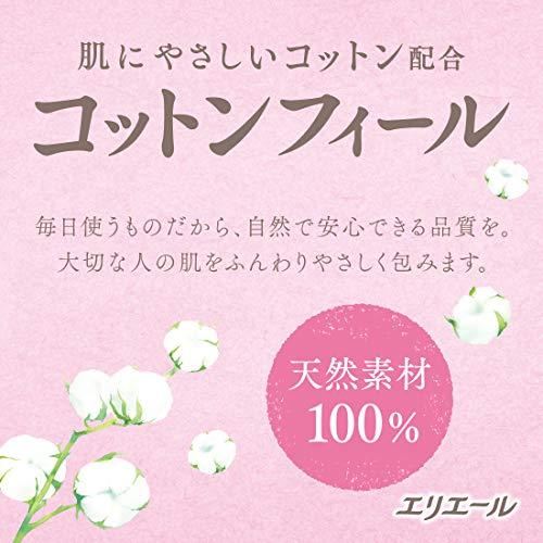 日清紡ペーパープロダクツ コットンフィールティシュ 160組 320枚 ×3個パック