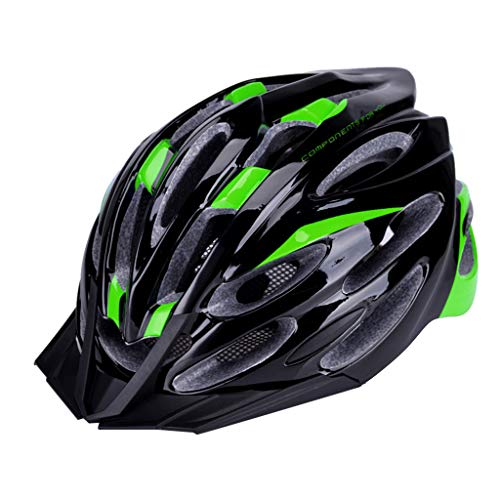 Nesee Adult Cycling Bike Helmet Specialized for Men Women Safety Protection Adjustable Lightweight Helmet with Reflective Stripe