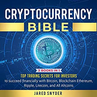 Cryptocurrency Bible: 3 Books in 1 cover art