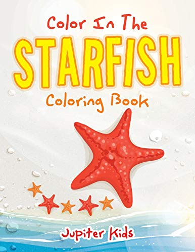 Color In The Starfish Coloring Book