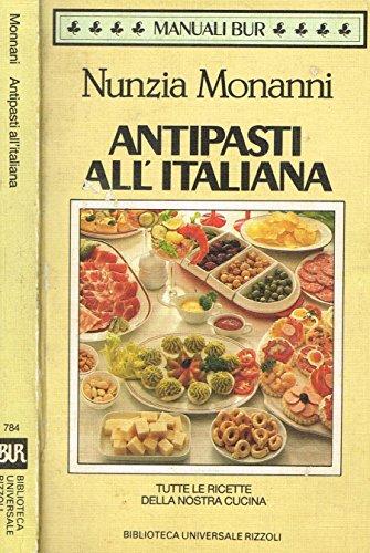 ANTIPASTI ALL'ITALIANA.