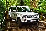 regalo cupones: Land Rover Inglaterra de viaje con vuelo a partir de Düsseldorf