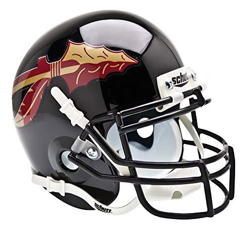 NCAA Florida State Seminoles Collectible Alt Mini Helmet, Black