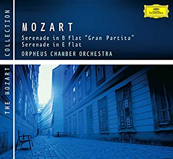 Mozart: Serenades K. 361 & 375