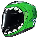 HJC RPH11 Mike Wazowski Mens Street Motorcycle Helmet - MC-4 / Large