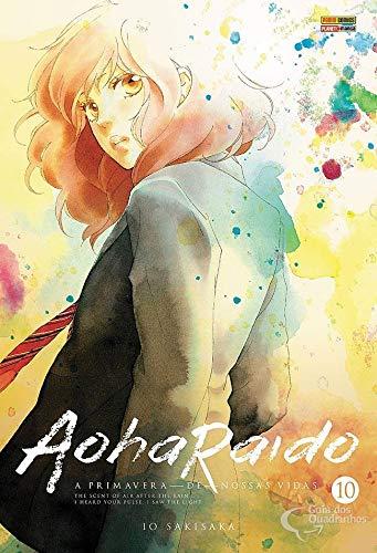 Aoharaido - Volume 10
