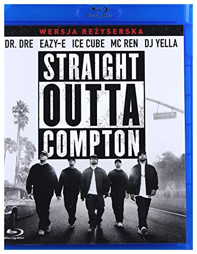 Straight Outta Compton [Blu-Ray] [Region Free] (IMPORT) (Keine deutsche Version)