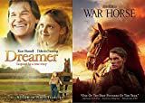 Loyalty & Home Journey Movie Pack War Horse Steven Spielberg + Dreamer Double Feature DVD Pack