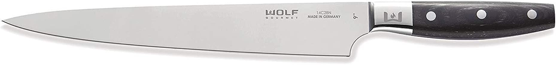 "Wolf Gourmet WGCU179S 9"" Carving Knife"