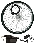 Kit vélo électrique Clean Republic - 250 Watt 24 Volt Hill Topper, batterie au lithium incluse