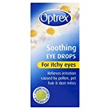 Optrex Soothing Eye Drops for Itchy Eyes, 10ml
