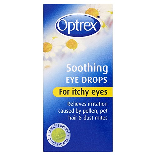 Optrex Itchy Eye Drops 10ml