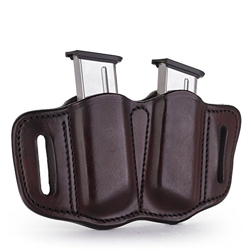 1791 GUNLEATHER 2.1 Mag Holster - Double Mag Pouch for...