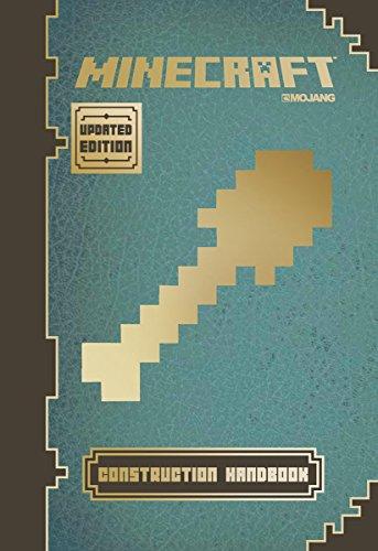 Minecraft: Construction Handbook (Updated Edition): An Official Mojang Book