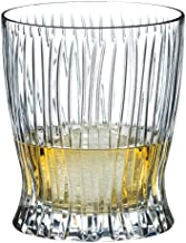 Riedel S1 Fire Whiskey Glass, Set of 2 Fine Crystal, Clear