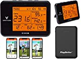 Swing Caddie SC300i by Voice Caddie Golf Launch Monitor Charger Bundle | 2021 | Includes PlayBetter Portable Charger | Carry/Total Distance, Swing Speed | Video Your Swing in App
