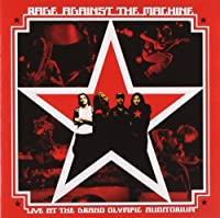 Live at the Grand Olympic Auditorium by RAGE AGAINST THE MACHINE (2003-12-01)