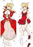 Anime Fate Extra Nero Claudius Caesar Augustus Germanicus Sex Girl Waifu Hug Body Pillow Pillowcase Otaku 20'x59'
