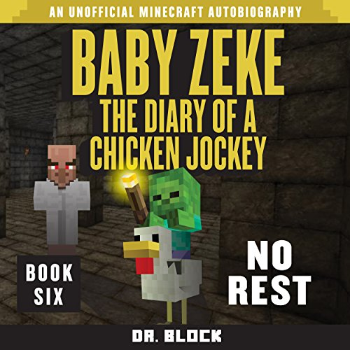Baby Zeke: No Rest audiobook cover art