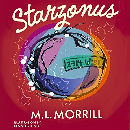 Starzonus audiobook cover art