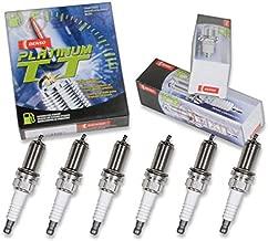 6 PCSNEW -- DENSO #4503 PLATINUM T T Spark Plugs -- PK16TT