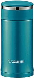 象印 ( ZOJIRUSHI ) 水筒 ステンレスマグ 0.2L エメラルド【パカッと分解せん 小容量タイプ】 SM-EC20-GC