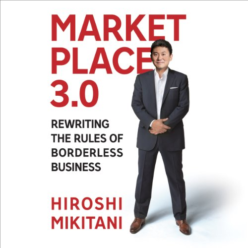 Marketplace 3.0 audiobook cover art