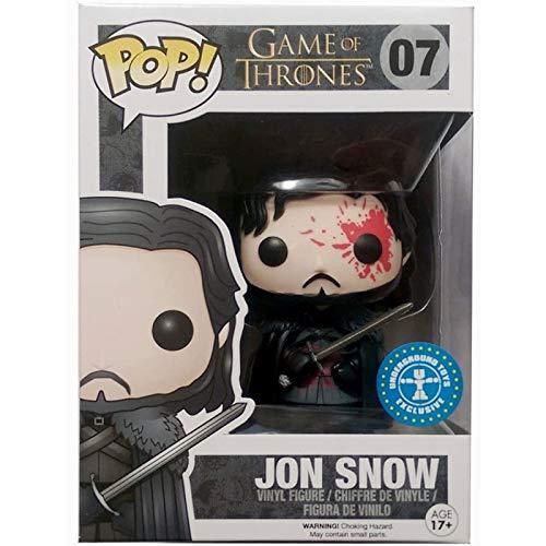 KYYT Funko Game of Thrones #07 Jon Snow Special Edition Pop! Chibi