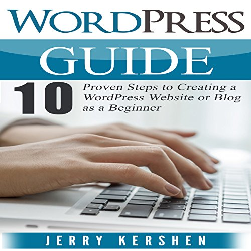 WordPress Guide cover art