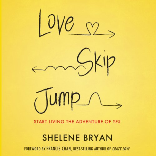 Love, Skip, Jump audiobook cover art