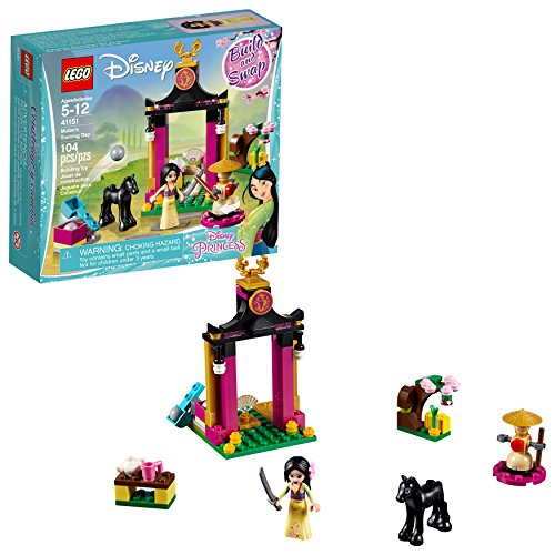 LEGO Disney Princess Disney Princess Mulan's Training Day 41151,,