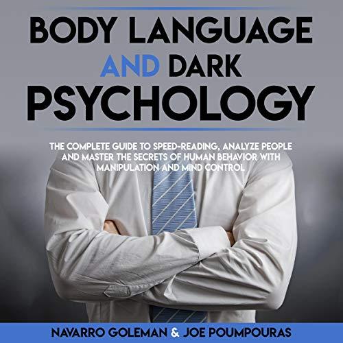 Body Language and Dark Psychology cover art