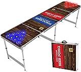Offizieller Light Hole Beer Pong Tisch | Mit LED...