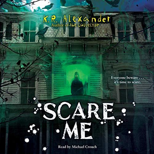 Scare Me cover art