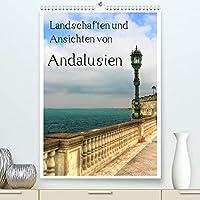 Landschaften und Ansichten von Andalusien (Premium, hochwertiger DIN A2 Wandkalender 2022, Kunstdruck in Hochglanz): Entdecke das Beste von Andalusien (Planer, 14 Seiten )