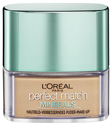 L'Oréal Paris Perfect Match Minerals Naturel 4D/4W 10 ml