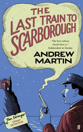 The Last Train to Scarborough (Jim Stringer Book 6) (English Edition)