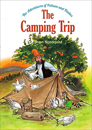 Image of The Camping Trip: The Adventures of Pettson & Findus (4) (The Adventures of Pettson and Findus)