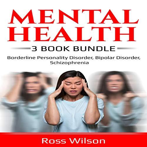 Mental Health 3 Book Bundle audiobook cover art