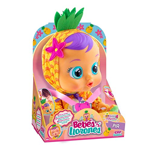 Cry Babies – Tous Les Fruits Pia, Ananas, 93829.