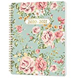 Planner 2020-2021 - Academic Planner with Weekly & Monthly Spreads, 8' x 10', July 2020-June 2021, Strong Twin- Wire Binding, Check Boxes, Perfect for Scheduling Your Busy Life