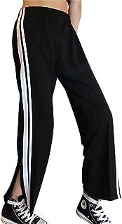 (ノーブランド品) ラインパンツ パンツ ライン カジュアル スポーツ スポーツミックス スポーツmix ベーシック シンプル ボトムス レディース