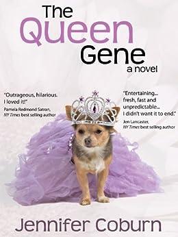 The Queen Gene by [Jennifer Coburn]