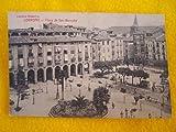 Antigua Postal - Old Postcard : Plaza de San Bernabé - LOGROÑO