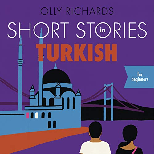 Short Stories in Turkish for Beginners cover art