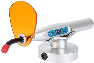 NSKI Wireless Cordless 5W Big Power LED Light Cure Lamp 1500mw/cm2 Silver