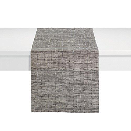 Winkler – Chemin de table Manoka – 45x150 cm – Tissu lavable – Décoration pour meuble