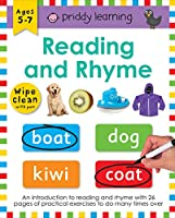 Reading and Rhyme (Wipe Clean Workbooks)