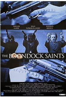 boondock saints original movie poster